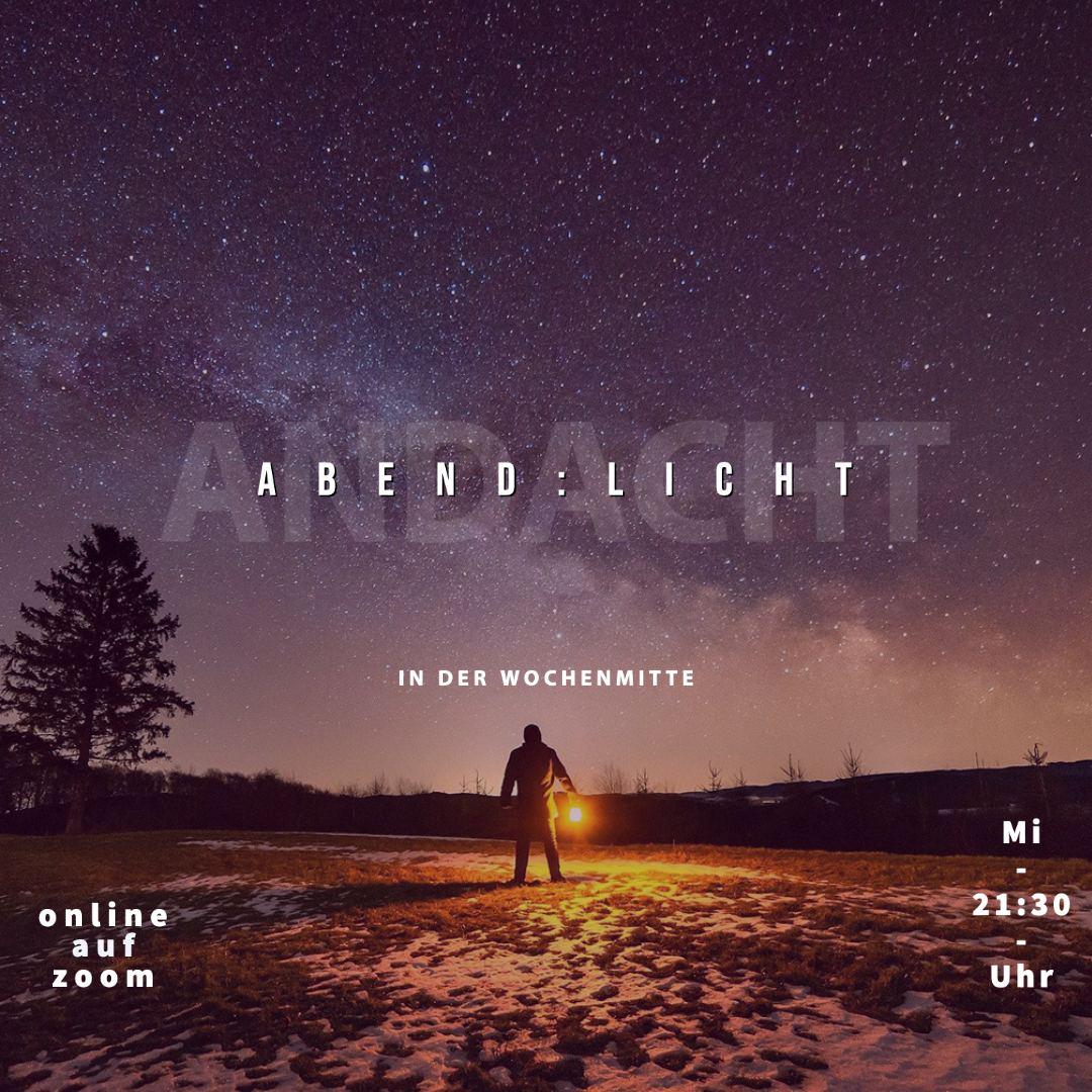 abend:licht – Andachten im Advent